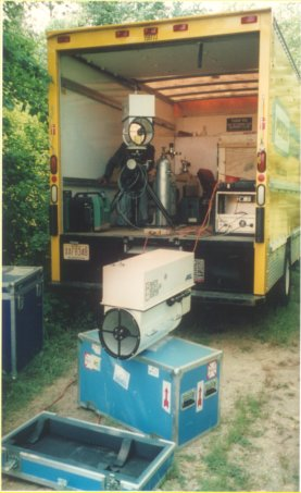 ram2000-open-path-ftir-fenceline-air-monitor-analyzer-applications-AIL-lipari-truck