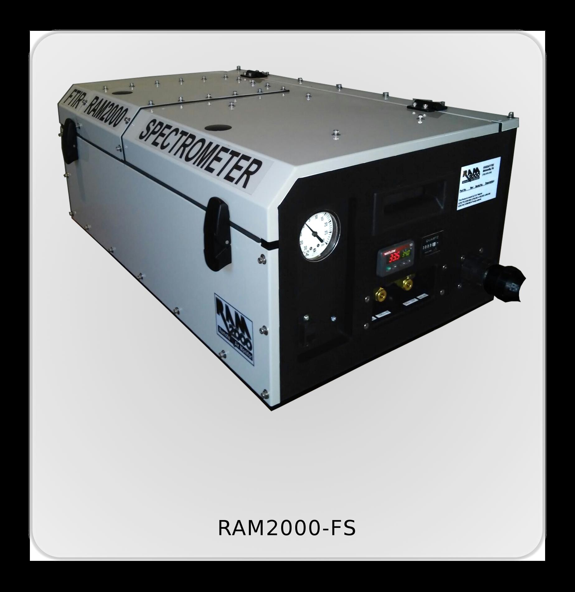 kassay-ram2000-spectrometers-products-ram2000fs
