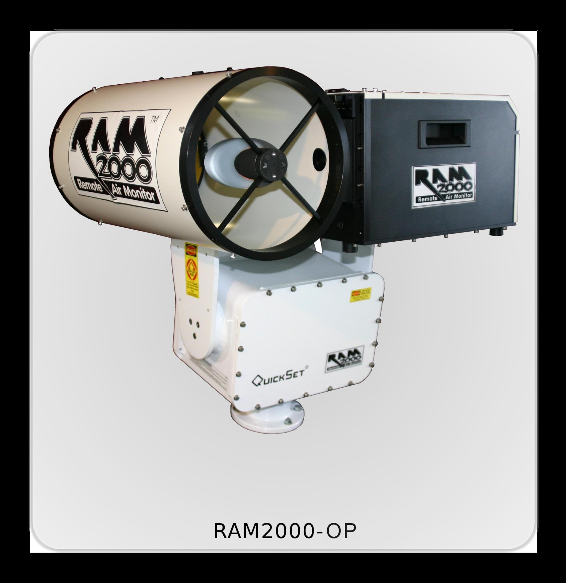ram2000-op-ftir spectrometer